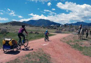 Trail sharing etiquette video